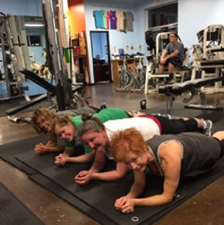 Fitness Facility Fitness Concepts Southern Pines